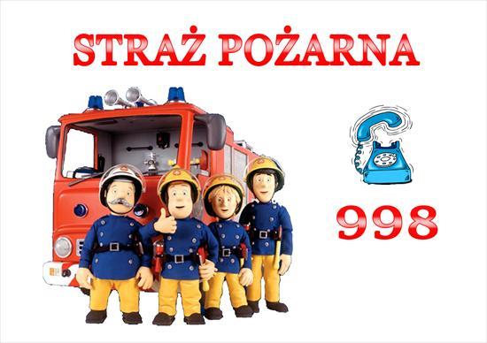 Znalezione obrazy dla zapytania straż pożarna logo gif